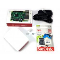 Kit Raspberry + memoria