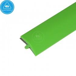 T-molding 16mm - Verde - mt