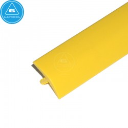 T-molding 16mm - Amarillo - mt