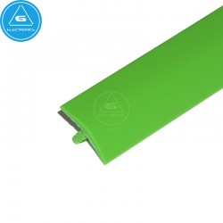 T-moulding 19mm - Verde - mt