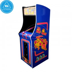 Arcade modelo Ms. Pacman (importado)