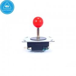 BL - Joystick Arcade JLW-UM-4-8 Way Bao-Lian - Bola Rojo