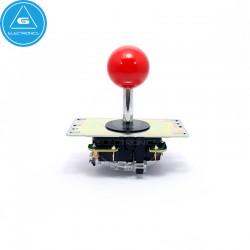 SANWA (JLF) - Joystick Arcade - Rojo
