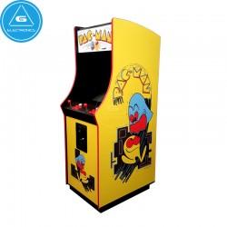 Máquina Arcade Pacman pantalla CRT
