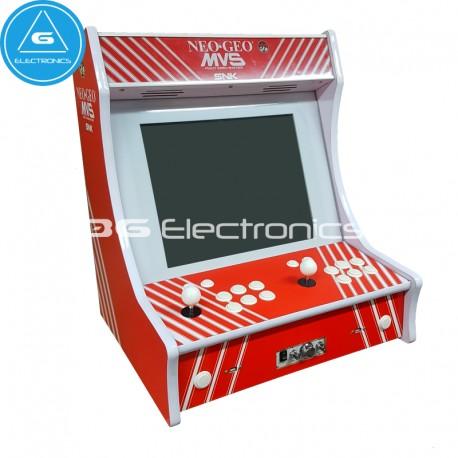 "Bartop Home Arcade - 3.700 Juegos - Pantalla 19"""