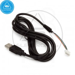 Cable USB-A a 4 PIN hembra para Zero Delay