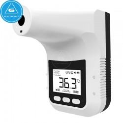 Termómetro K3 PRO infrarrojo sin contacto pared o trípode