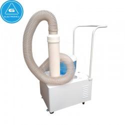 Máquina Sanitizadora Vapor/Atomizador Desinfectante