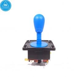 IL - Joystick Arcade Compacto - 4-8way Industrias Lorenzo - color Azul