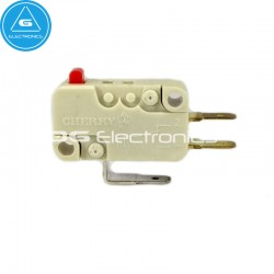 Microswitch marca Cherry con Fast-On 4.8mm