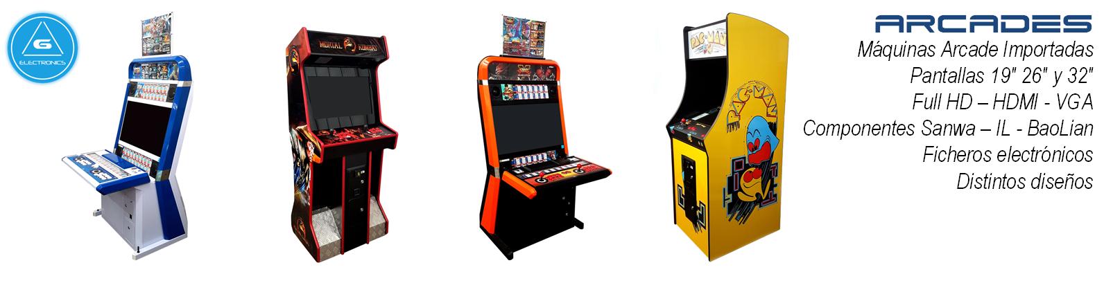 Destacados Arcades